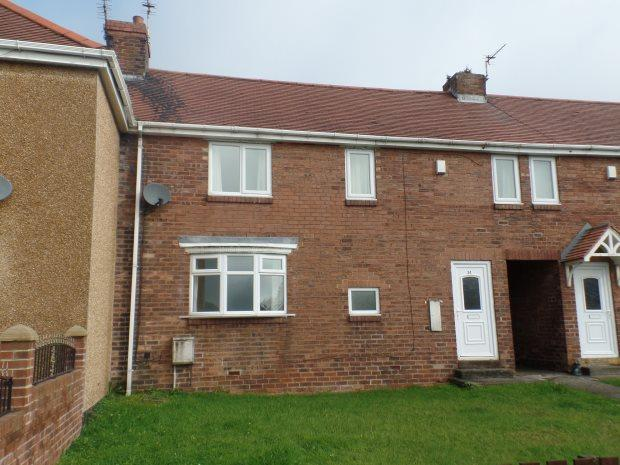 3 Bedrooms Terraced House for sale in WILLIAMSON SQUARE, WINGATE, PETERLEE AREA VILLAGES
