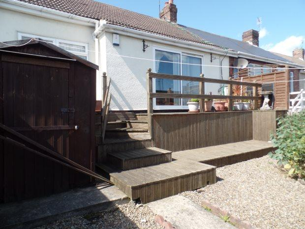2 Bedrooms Terraced Bungalow for sale in BAY AVENUE, HORDEN, PETERLEE AREA VILLAGES