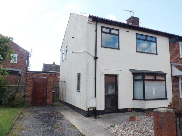 3 Bedrooms Semi Detached House for sale in ARMSTRONG AVENUE, WINGATE, PETERLEE AREA VILLAGES