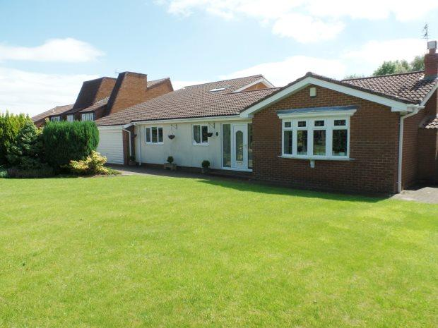5 Bedrooms Detached Bungalow for sale in BARNARD WYND, PETERLEE, OAKERSIDE, PETERLEE