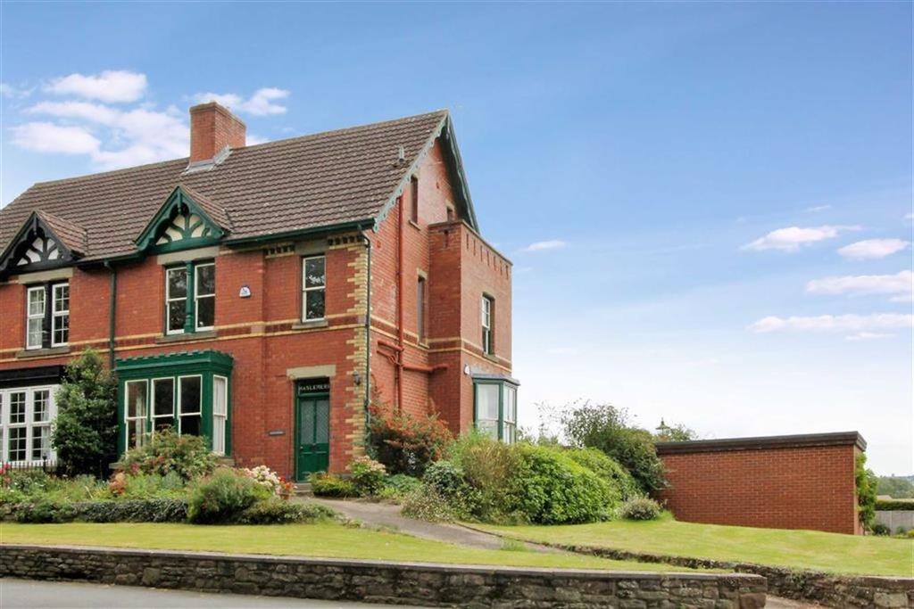 4 Bedrooms Semi Detached House for sale in Ledbury Road, Ross On Wye