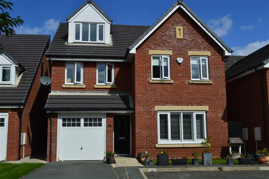 5 Bedrooms Detached House for sale in Edward Manton Close, Higher Bebington, CH63
