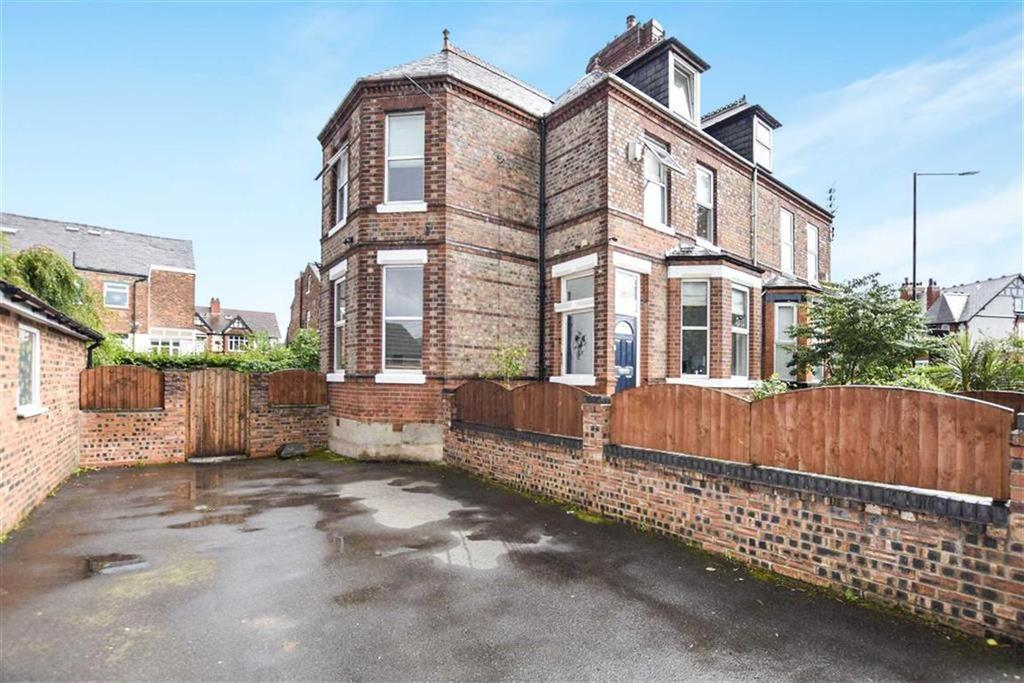 4 Bedrooms Semi Detached House for sale in Victoria Road, Urmston, Manchester