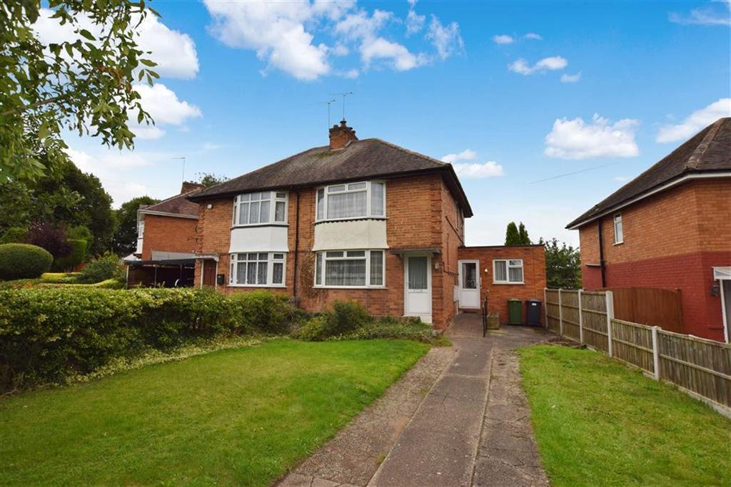 2 Bedrooms Semi Detached House for sale in Stourbridge Road, Kidderminster, Worcestershire