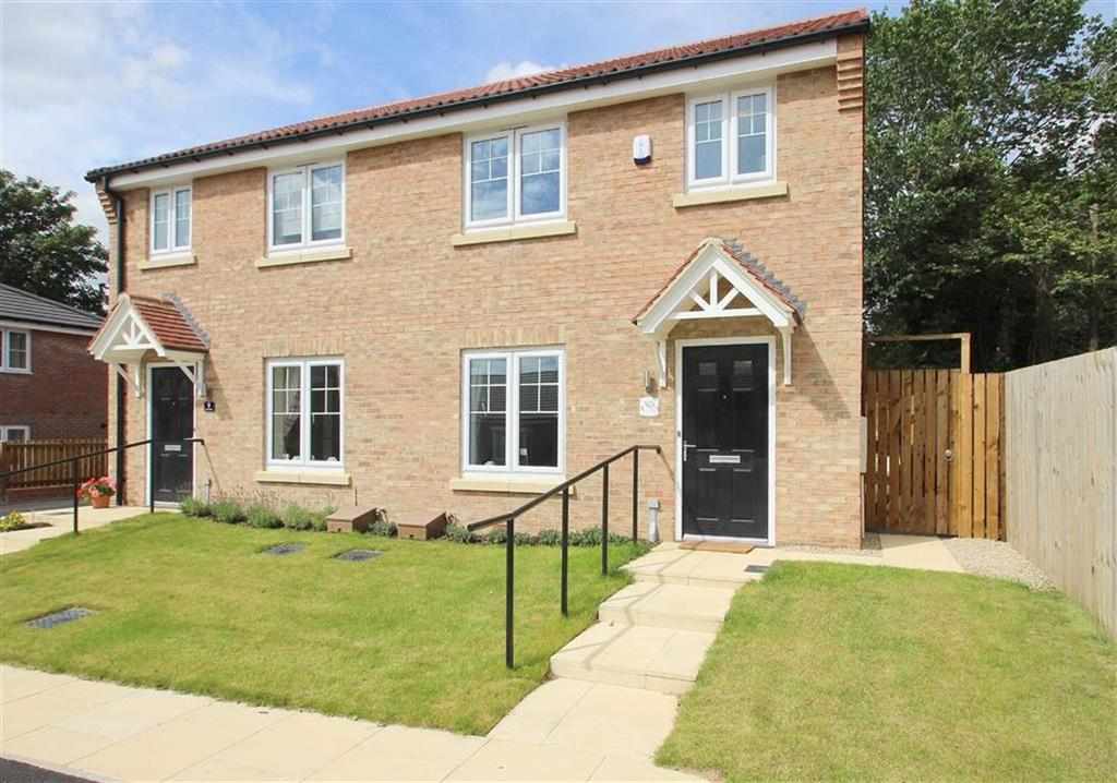 3 Bedrooms Semi Detached House for sale in Falcon Place, Aiskew, North Yorkshire