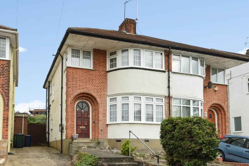 3 Bedrooms Semi Detached House for sale in Whitehouse Way, Southgate