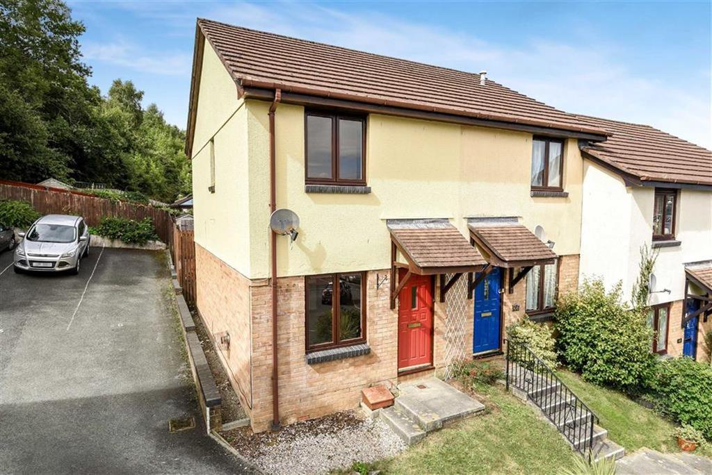 2 Bedrooms Semi Detached House for sale in Deacons Green, Tavistock, Devon