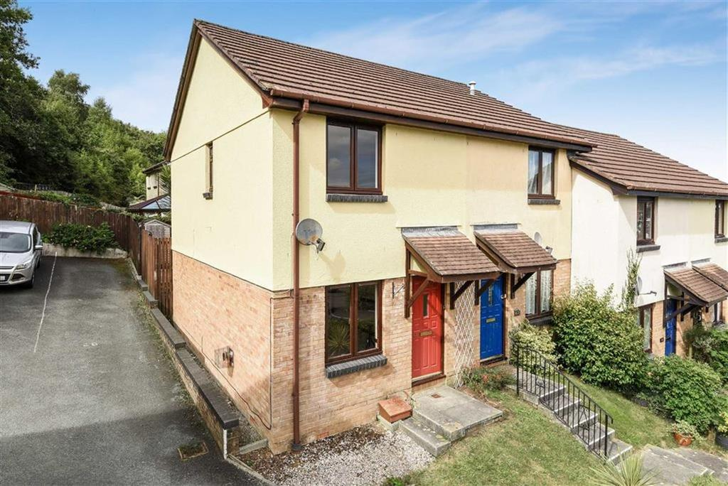 2 Bedrooms Semi Detached House for sale in Deacons Green, Tavistock, Devon