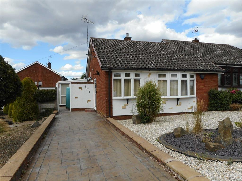 2 Bedrooms Semi Detached Bungalow for sale in Fallowfield Road, Walsall