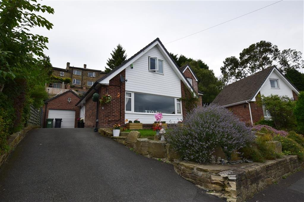4 Bedrooms Detached House for sale in Clough Park, Fenay Bridge, Huddersfield, HD8