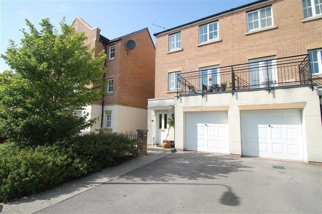 4 Bedrooms End Of Terrace House for sale in Phoenix Way, Cardiff