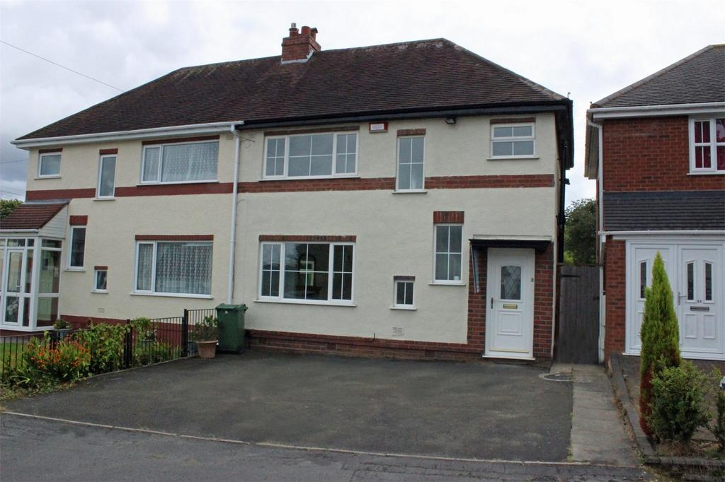 3 Bedrooms Semi Detached House for sale in 3 Lyttleton Avenue, HALESOWEN, West Midlands
