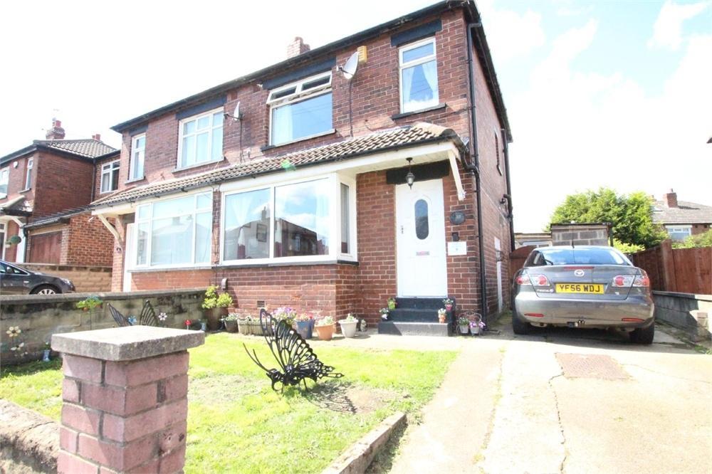 3 Bedrooms Semi Detached House for sale in Kirkdale Crescent, LEEDS 12, West Yorkshire