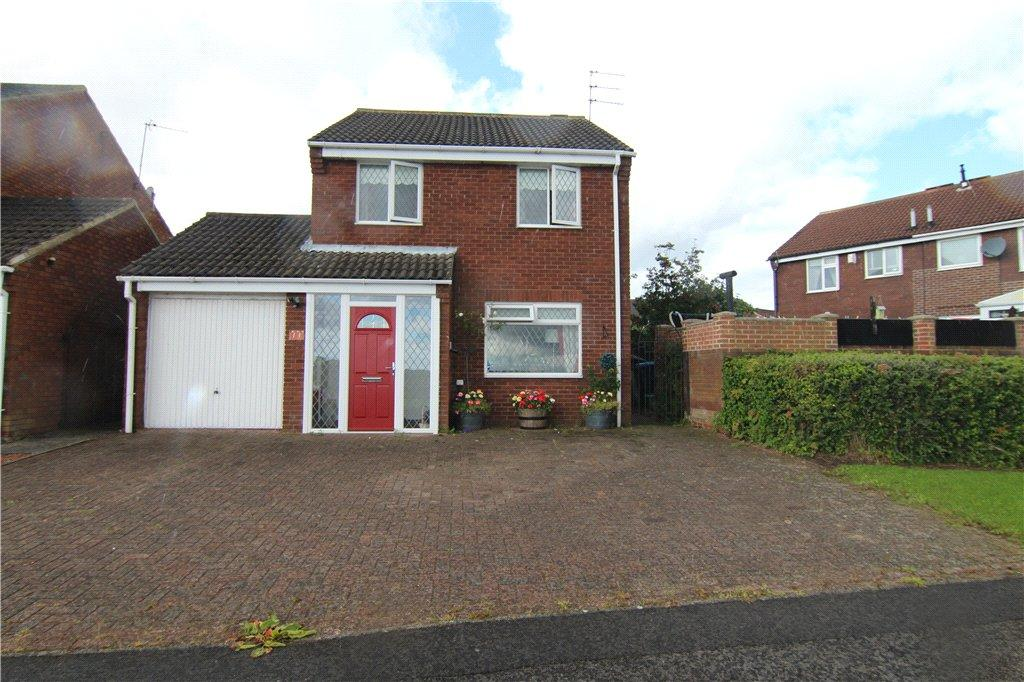 3 Bedrooms Detached House for sale in Chalfont Way, Meadowfield, DH7