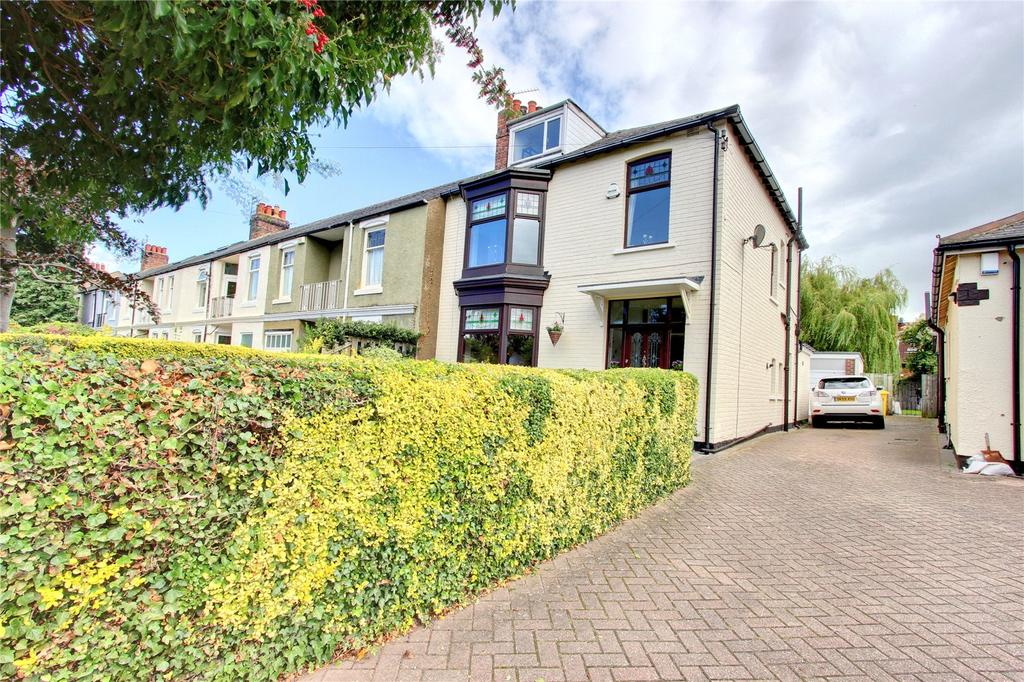 5 Bedrooms End Of Terrace House for sale in Thornfield Road, Linthorpe
