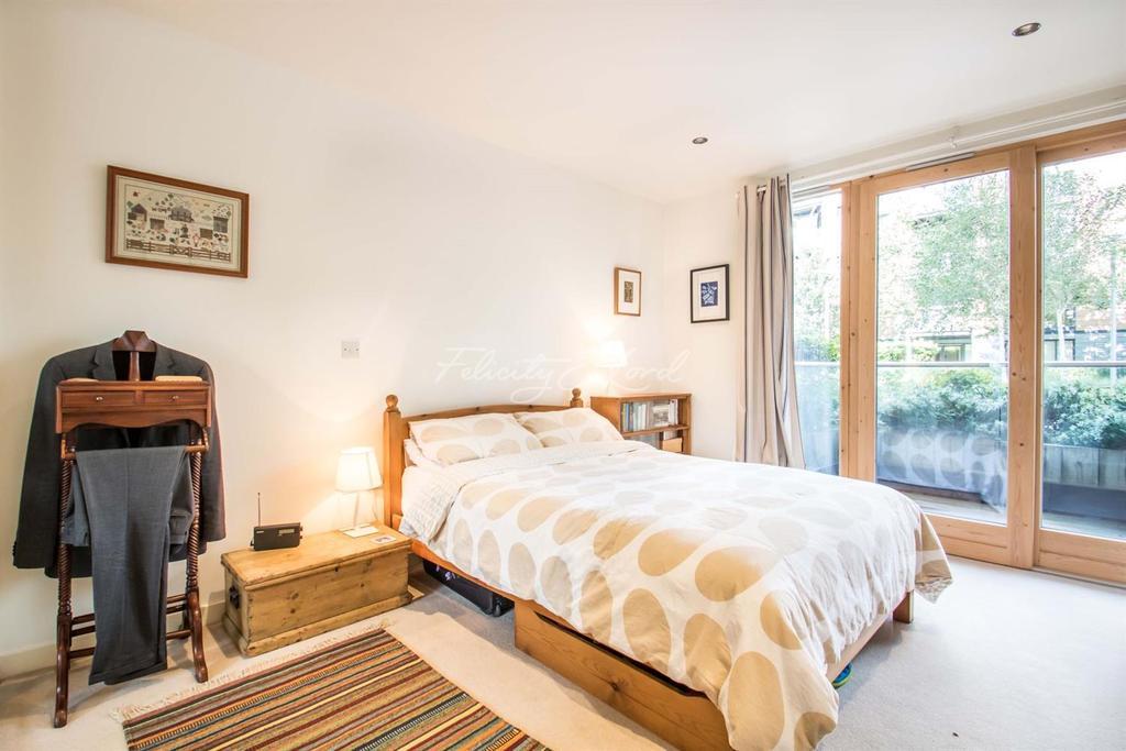 1 Bedroom Flat for sale in Binnacle House, Wapping, E1W