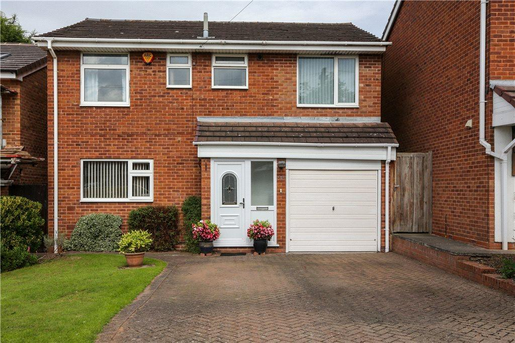 4 Bedrooms Detached House for sale in Deansway, Bromsgrove, B61