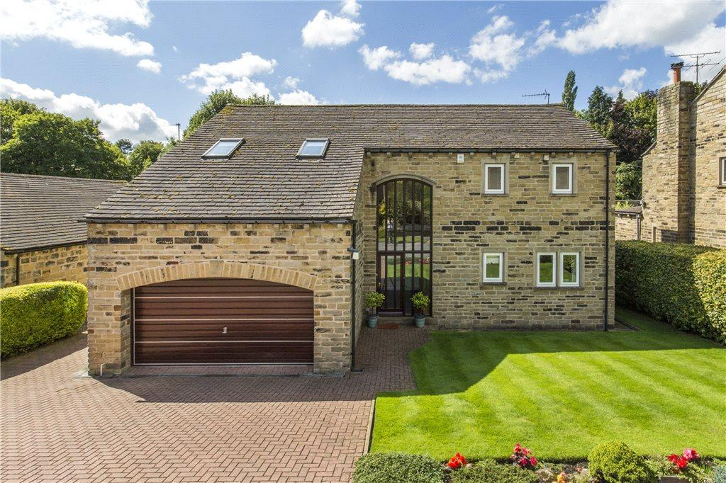 5 Bedrooms Detached House for sale in Pennygate, Bingley, West Yorkshire