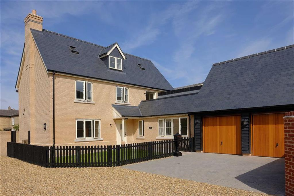 6 Bedrooms Detached House for sale in Green Street, Willingham, Cambridge