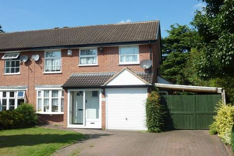 4 bedroom semi-detached house to rent - Firbarn Close, Sutton Coldfield