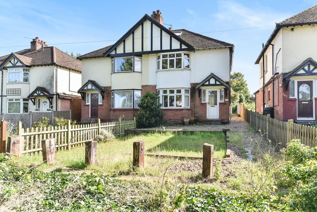 3 Bedrooms Semi Detached House for sale in London Road, Ditton
