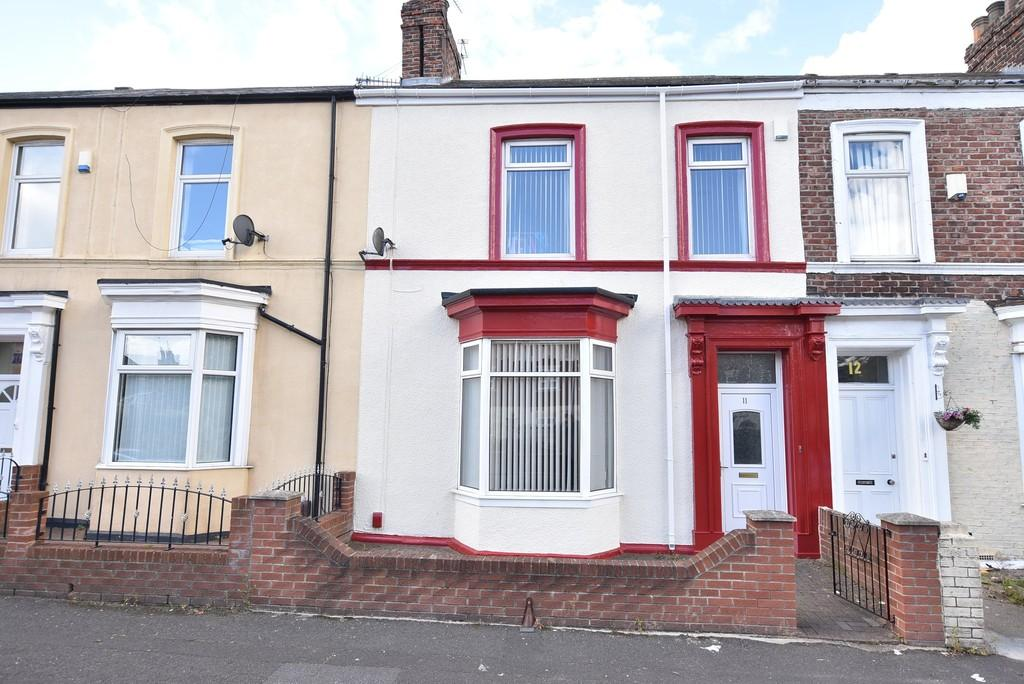 3 Bedrooms Terraced House for sale in Havelock Terrace, Thornhill