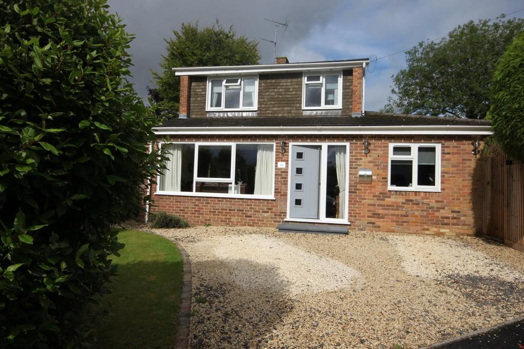 4 Bedrooms Detached House for sale in SAXON LEAS, WINTERSLOW, SALISBURY, WILTSHIRE, SP5 1RN