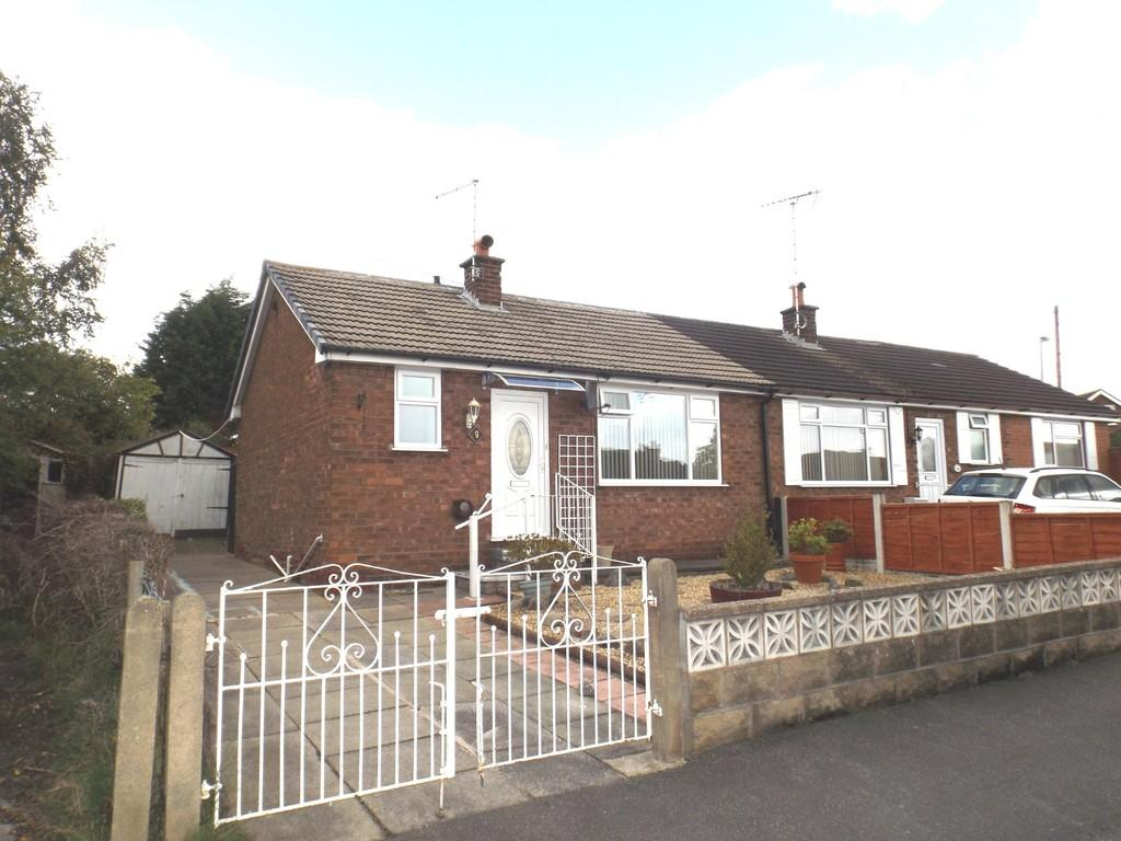 1 Bedroom Semi Detached Bungalow for sale in Westbourne Avenue, Crewe