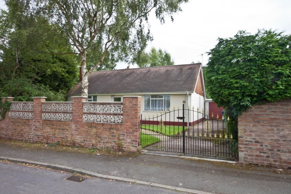 2 Bedrooms Detached Bungalow for sale in Spencer Drive, Chase Terrace, Burntwood