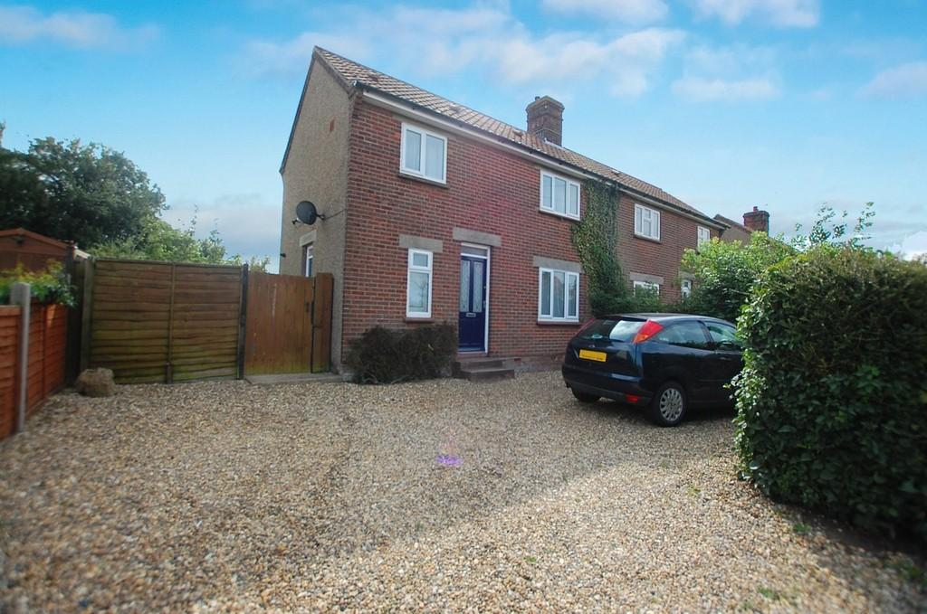 2 Bedrooms Semi Detached House for sale in Fuller Road, North Walsham
