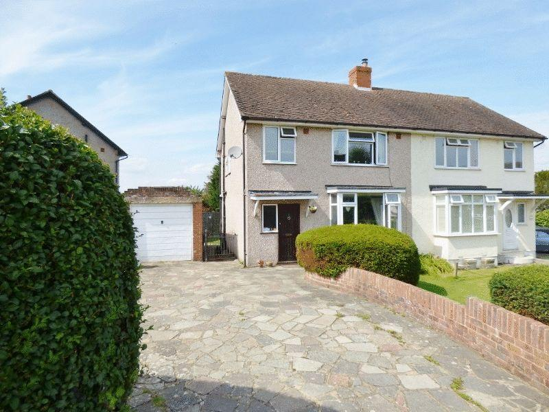 3 Bedrooms Semi Detached House for sale in FETCHAM