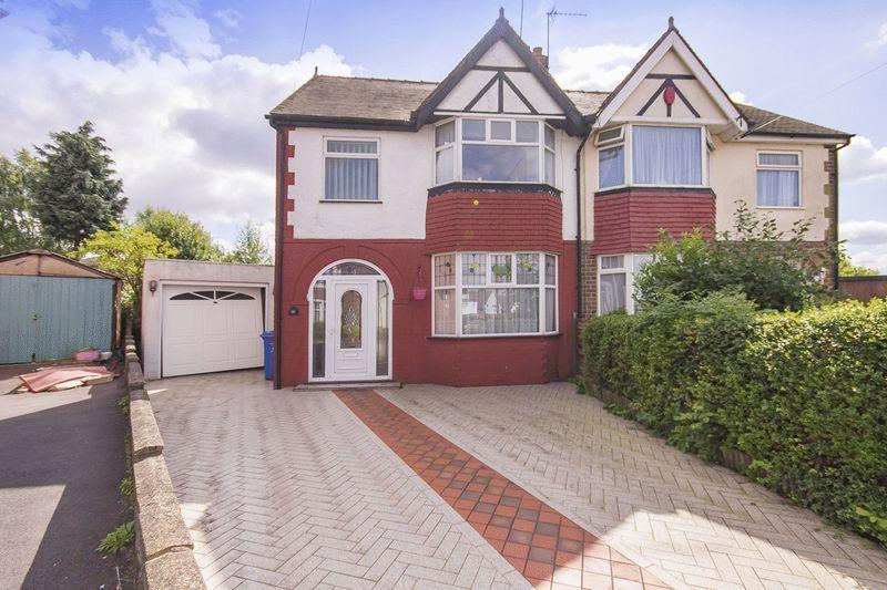 3 Bedrooms Semi Detached House for sale in AUTUMN GROVE, CHADDESDEN