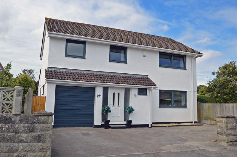 4 Bedrooms Detached House for sale in In the West End of Clevedon