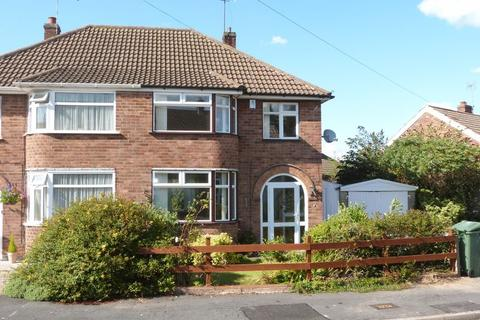 3 bedroom semi-detached house to rent - Thorpe Drive, Wigston