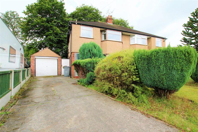 3 Bedrooms Semi Detached House for sale in Speedwell Close, Heswall