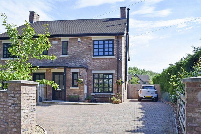 3 Bedrooms Semi Detached House for sale in Pool Lane, Lymm