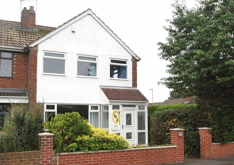 3 Bedrooms Semi Detached House for sale in Leander Avenue, Chester Le Street