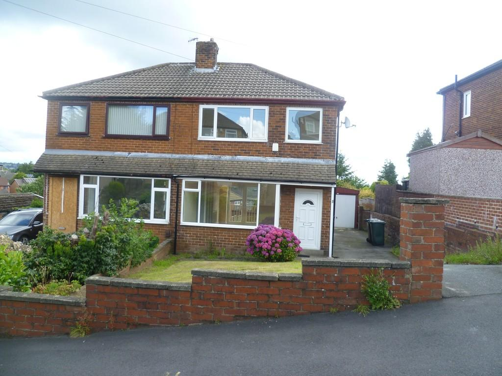 3 Bedrooms Semi Detached House for sale in Pasture Rise, Clayton