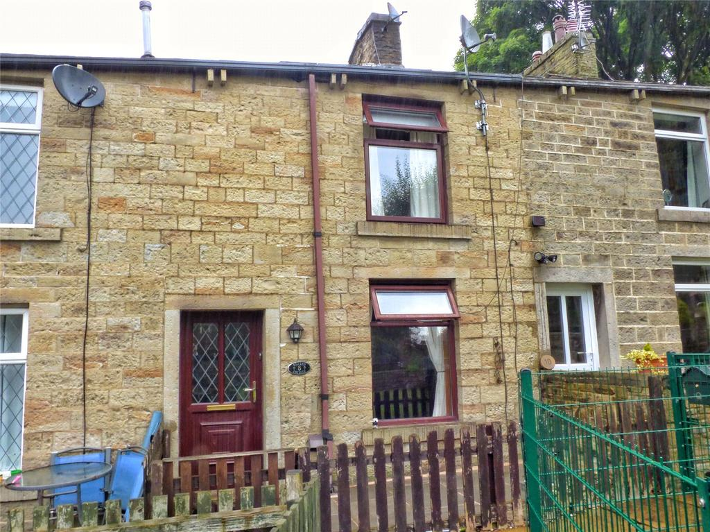 2 Bedrooms Terraced House for sale in Hollin Grove, Rawtenstall, Rossendale, Lancashire, BB4