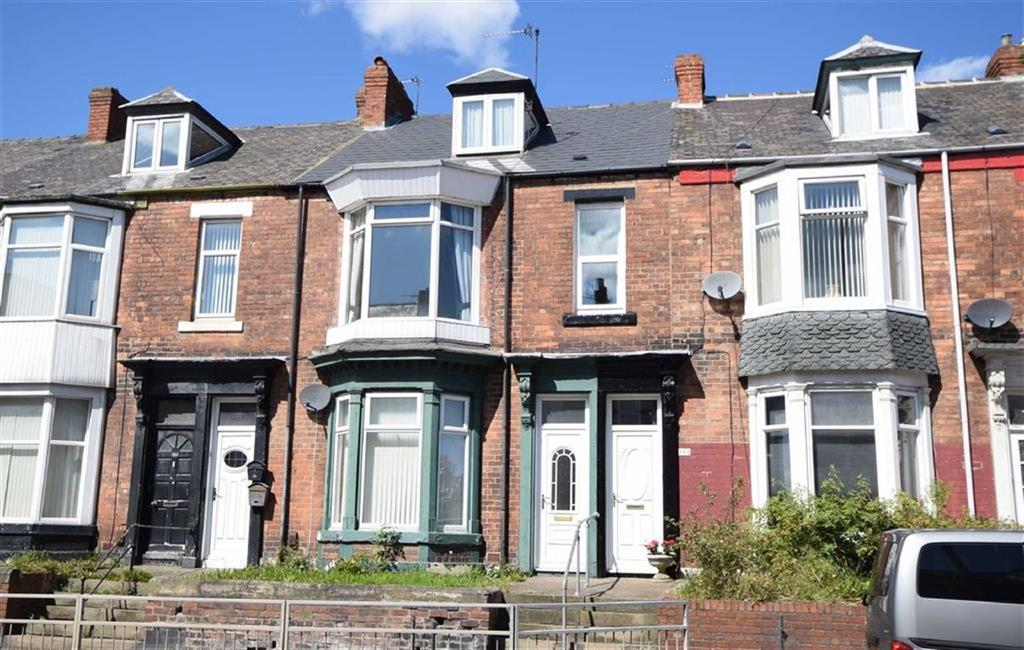 3 Bedrooms Maisonette Flat for sale in Stanhope Road, South Shields