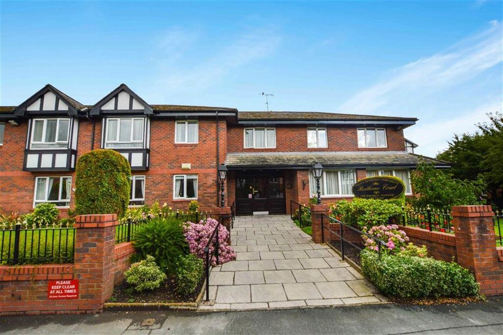 1 Bedroom Retirement Property for sale in Rostherne Court, Hale, Cheshire, WA14