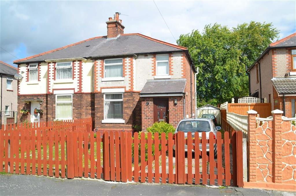 3 Bedrooms Semi Detached House for sale in Straker Avenue, CH65