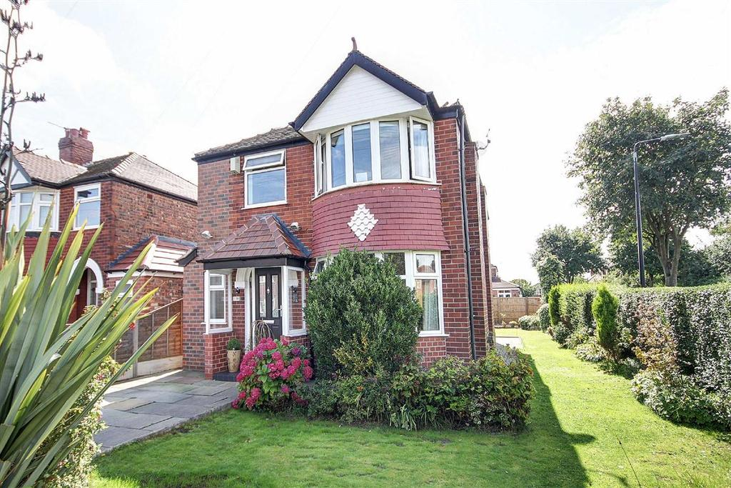 3 Bedrooms Detached House for sale in Sylvan Avenue, Timperley, Cheshire