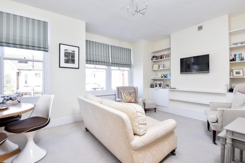 2 Bedrooms Flat for sale in Honeybrook Road, Balham