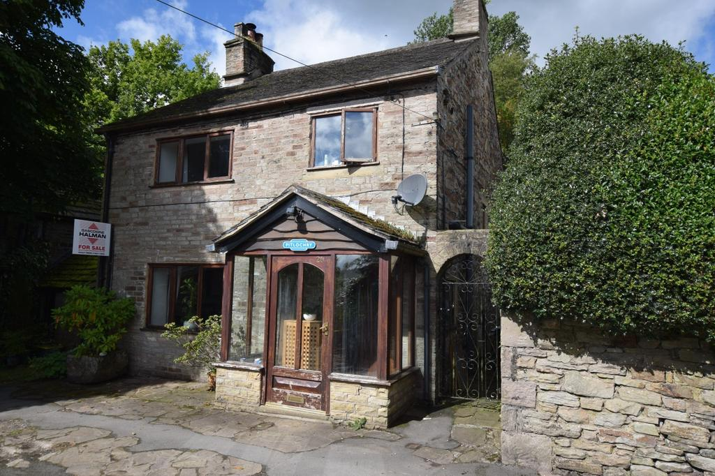 3 Bedrooms Detached House for sale in Stoneheads, Whaley Bridge