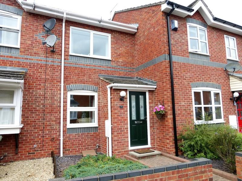 2 Bedrooms Terraced House for sale in Briar Close, Evesham