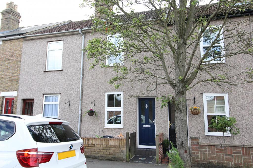 2 Bedrooms Terraced House for sale in Britannia Road, Warley, Brentwood, Essex, CM14