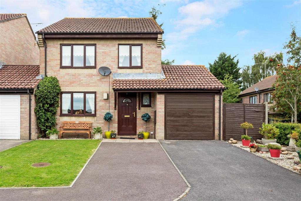 4 Bedrooms End Of Terrace House for sale in Goddard Road, Pewsey