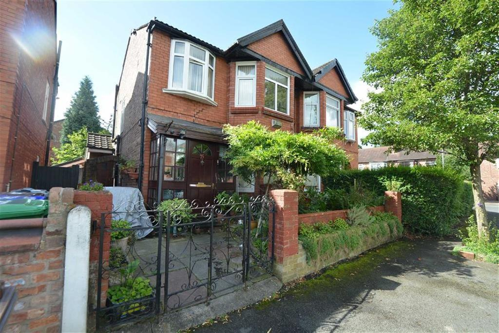 3 Bedrooms Semi Detached House for sale in College Drive, WHALLEY RANGE, Manchester