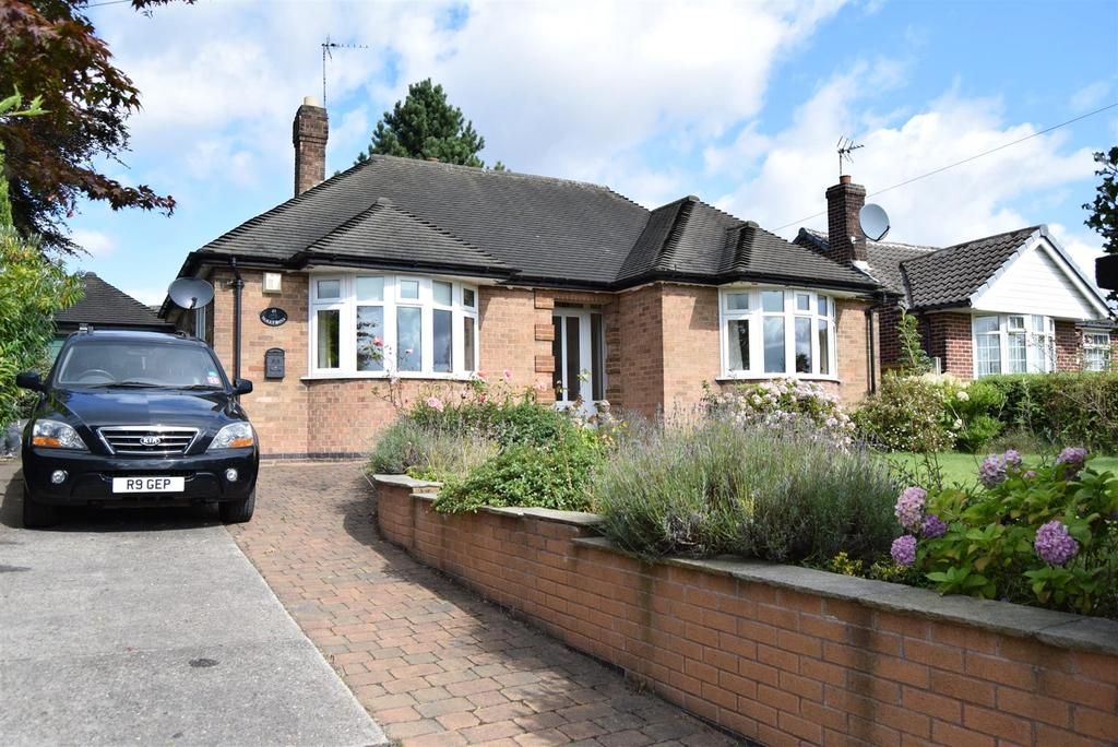 2 Bedrooms Detached Bungalow for sale in Clipstone Road West, Forest Town, Mansfield